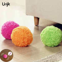 Urijk Dust Gone Automatic Rolling Ball Electric Dust Cleaner Mocoro Mini Sweeping Robot Brush Household Home