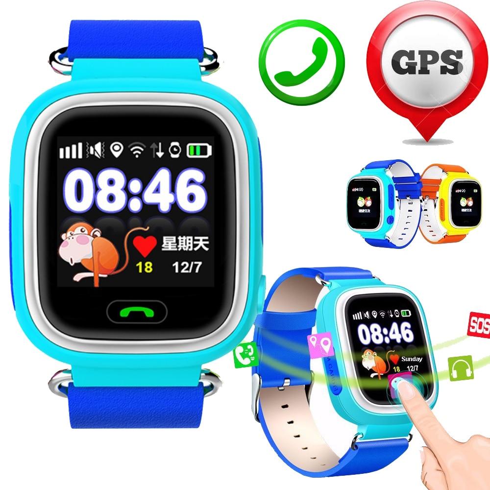 GPS WiFi GPRS Tracker font b Smart b font font b Watch b font JM12 For
