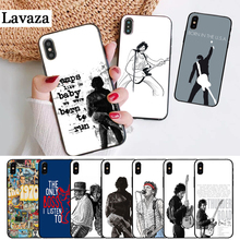 Lavaza Bruce Springsteen Thunder Road Silicone Case for iPhone 5 5S 6 6S Plus 7 8 11 Pro X XS Max XR брюс спрингстин bruce springsteen the human rights broadcast
