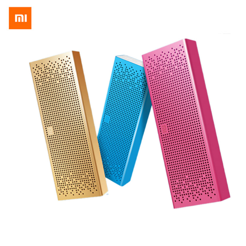 Newest Original Xiaomi Bluetooth Speaker Wireless Stereo Mini Portable MP3 Player For iphone Samsung Handsfree Support TF AUX original xiaomi bluetooth speaker wireless stereo mini portable mp3 player hands free phone support sd card for iphone xiaomi