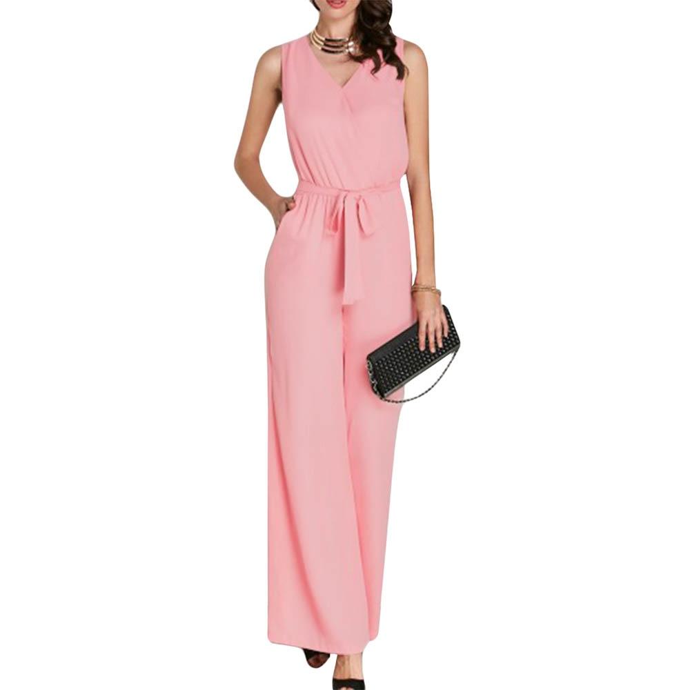 elegant party rompers womens jumpsuit summer sleeveless. Black Bedroom Furniture Sets. Home Design Ideas