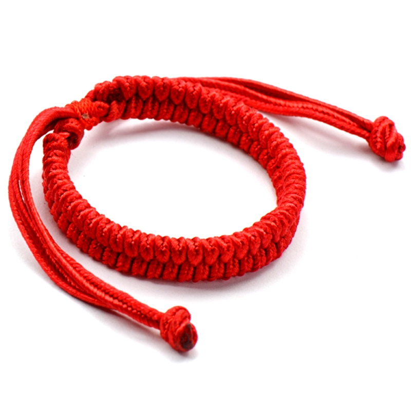 Good Luck Red String Of Fate Rope