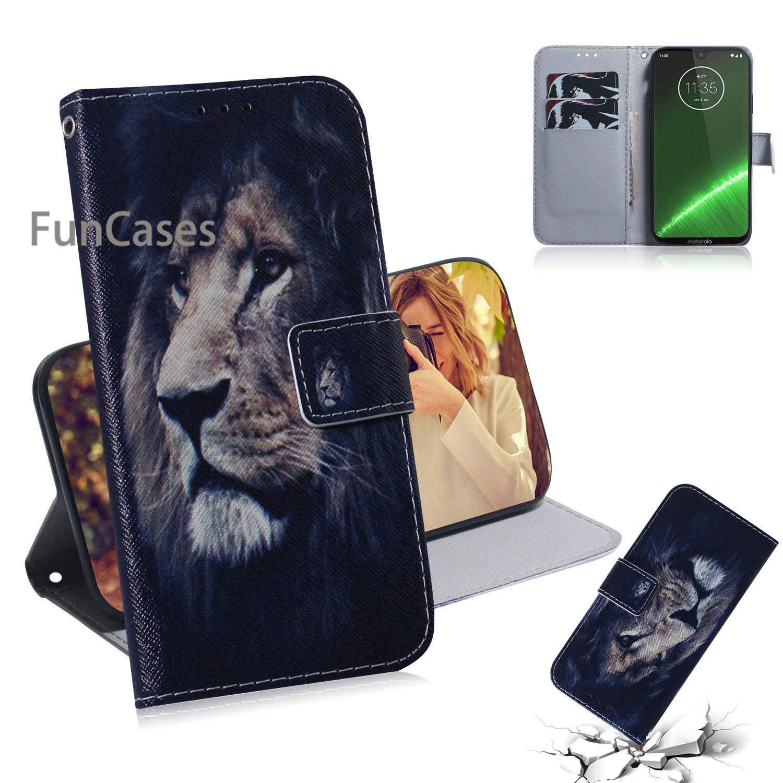 G7 犬puレザー電話バッグケース携帯モトG7 プラス宝石mobilephoneにカバーsforモトローラ小箱G7 telefoanカサ