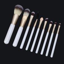 9 x Makeup Brush Beauty Cream Cosmetic Foundation Makeup Brush Set cosmetic makeup brush set