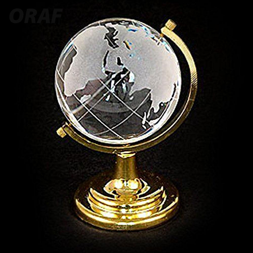 Hot sale round earth globe office clear cute crystal world map round earth globe office clear cute crystal world map paperweight stand desk decor crafts art glass sphere ball 654545cm gumiabroncs Gallery