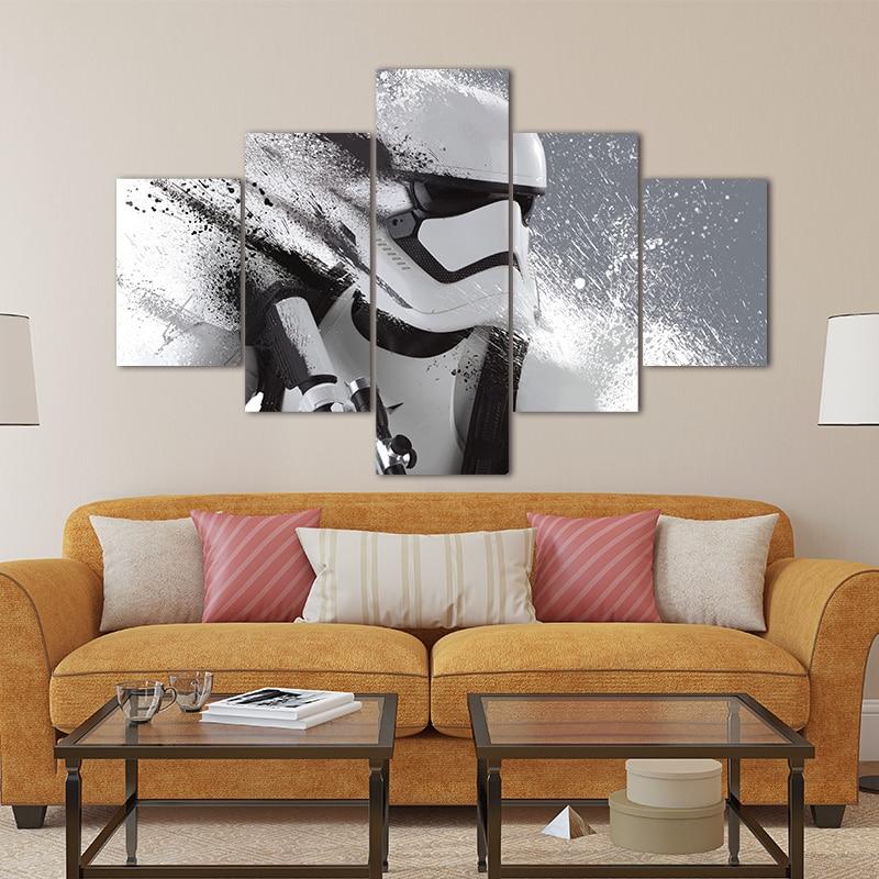 კედლის ხელოვნება - სახლის დეკორაცია - ფოტო 6