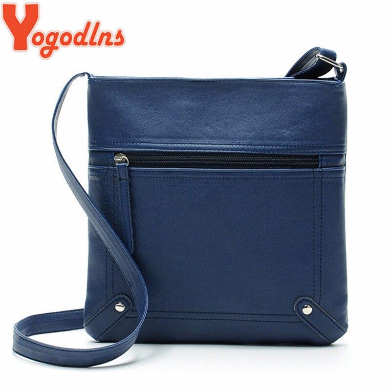 Yogodlns Designers Women Messenger Bags Females Bucket Bag Leather Crossbody Shoulder Bag Handbag Satchel
