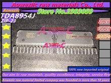 TDA8954J Aoweziic 2017 + 100% novo importado original ZIP 23 TDA8954 amplificador de potência de áudio chip de módulo