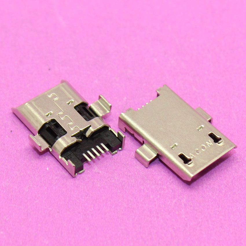 YuXi Hot selling! Micro USB connector For ASUS Memo Pad 10 ME103K K01E ME103 K010 K004 T100T Charging port Mini USB jack