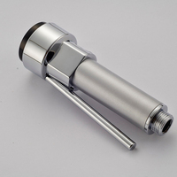 Free Shipping Pull Out Kitchen Faucet Spray Head Universal Replacement Head Chrome Finished