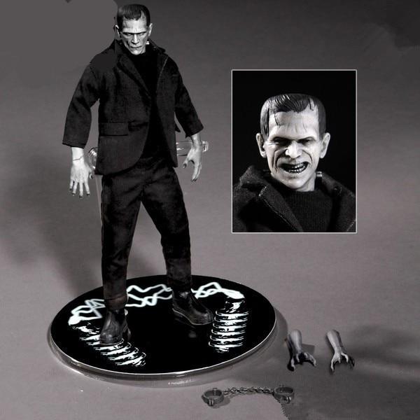 Mezco Mary Shelley's Frankenstein One:12 Collective BJD Figure Toys 16cm frankenstein