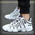 2017 Dos Homens Novos de Outono Sapatos de Alta top Sapatos de Desporto Formadores Crossfit Gym L111705 Cesta Homme Chaussure sapato masculino