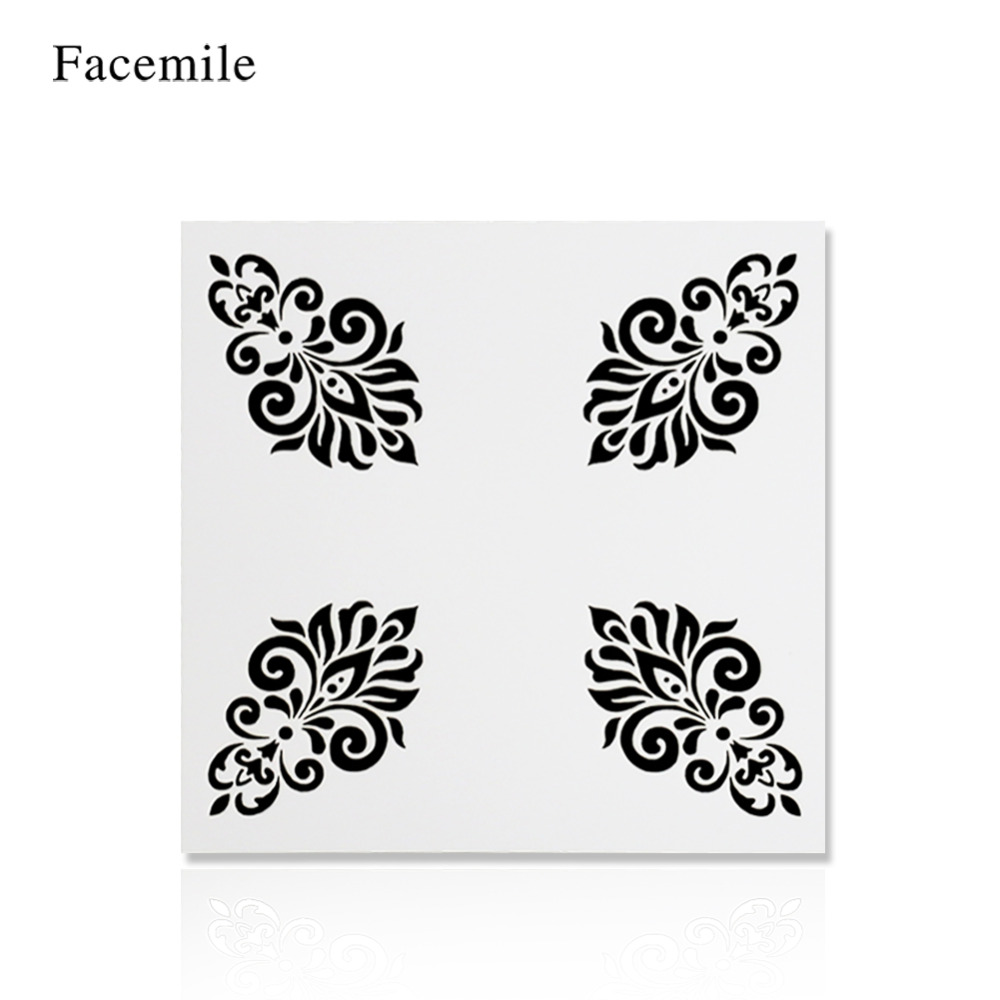 compare prices on flower stencil patterns online shopping buy low