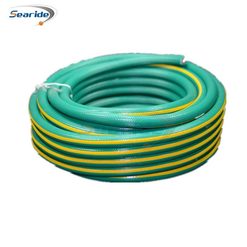 2m green medium pressure hose household PVC gas hose gas pipe gas pipe liquefied gas pipe mikado 52 2 7 medium green