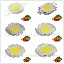 3W 10W 20W 30W 50W 100W White Full Spectrum 385~730nm 1800LM- 9000LM 9-12V SMD LED Part For Plant Grow Light