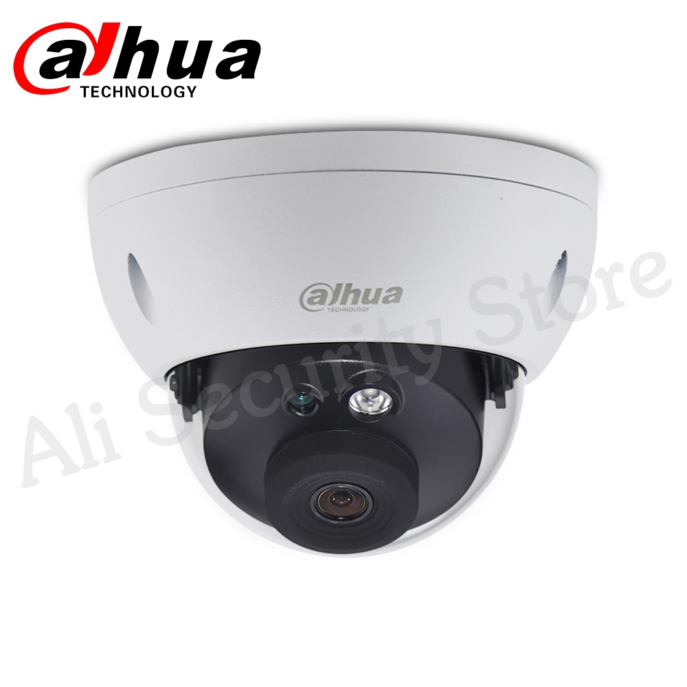 Image 3 - Dahua IPC HDBW4631R AS 6MP IP Camera POE IK10 IP67 Audio in/out & Alarm SD Card Slot Upgrade from IPC HDBW4431R AS with logo-in Surveillance Cameras from Security & Protection