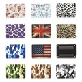 Multi pattern water paste shell Case For Apple macbook Air Pro Retina 11.6 12 13.3 15.4 inch snap-on image printing stick case