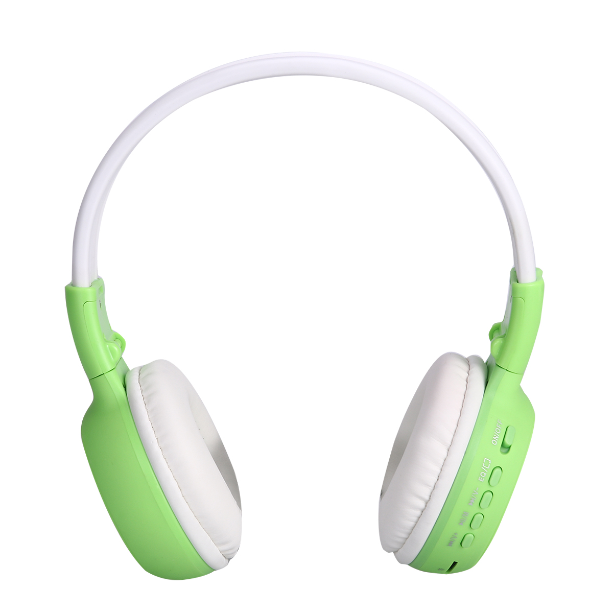 Portable Multifunction Foldable Bluetooth Wireless Card Headset Over Ear Headphones with Microphone merrisport bluetooth headphones with microphone over ear foldable portable music bass headsets for iphone htc cellphones laptop