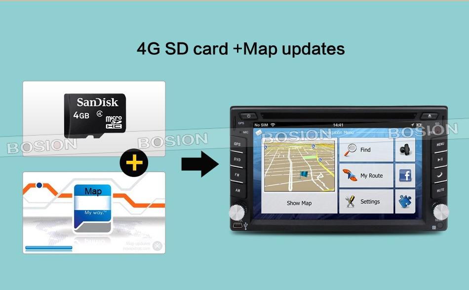 multimédia cassette GPS caméra 17