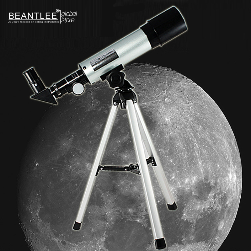 High Quality Monocular Astronomical Telescope F36050 Outdoor Spotting Telescopio with Tripod Best Christmas Gift for Children zonebike 675 times space astronomical telescope outdoor monocular binoculars with tripod spotting scope 900 60m telescopio