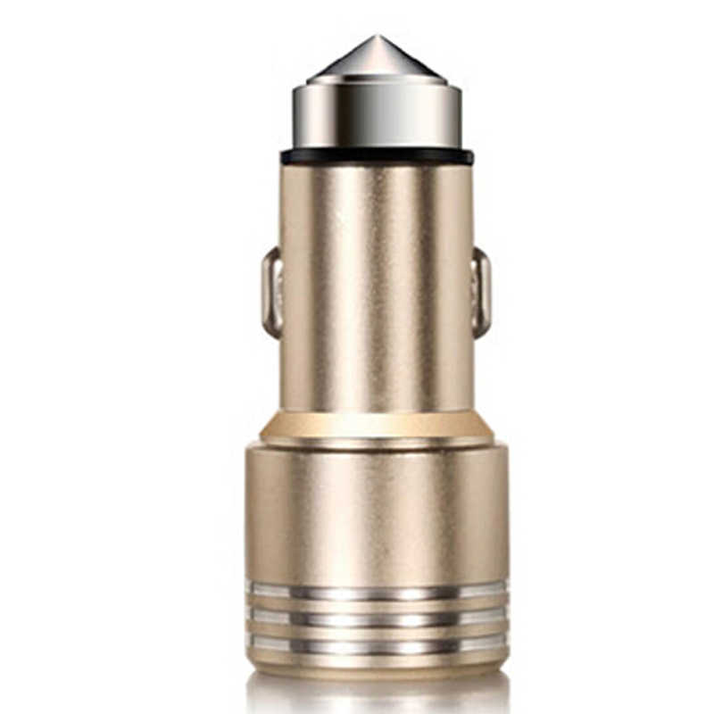 Portátil QC 3,0 Qualcomm carga rápida 3A 30 W doble puerto cargador de coche para Apple iPhone, Samsung, LG, Samsung Galaxy