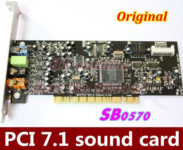 CREATIVE SOUND CARD SB0570 DRIVER DOWNLOAD