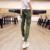 2015top calidad nueva marca para hombre de impresión pie haz corredores táctico lápiz hip hop pantalones de chándal hombre khaki