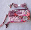 All in One Crossbody and Wristlet for i P 6+