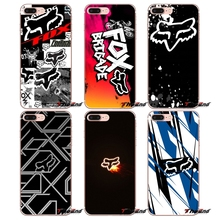 fox racing Rockstar Motocross Silicone case For Xiaomi Mi6 Mi 6 A1 Max Mix 2 5X 220x220
