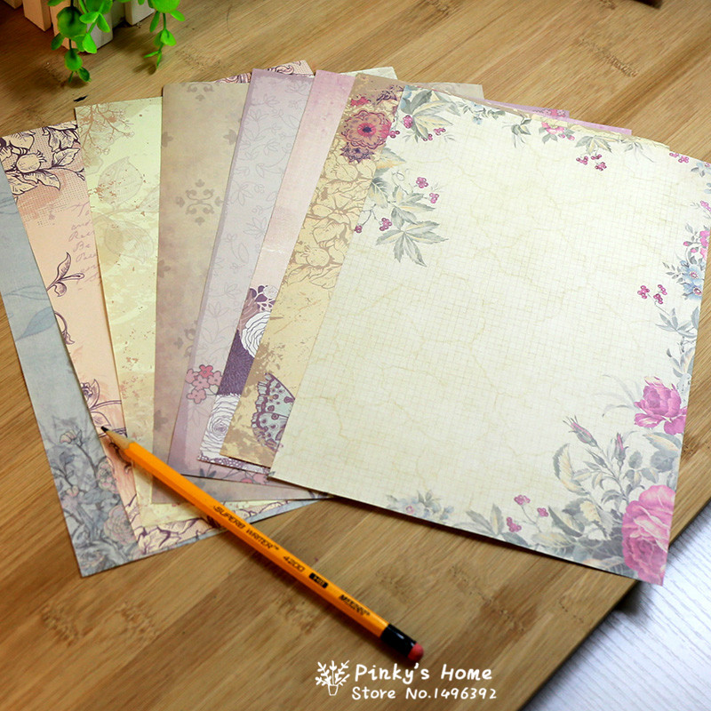 Cute letter writing paper