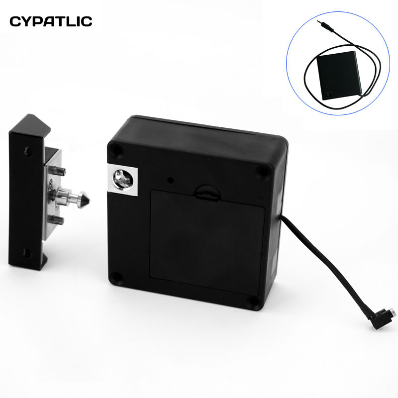 Swell Us 22 8 Rfid Keyless Hidden Locker Cabinet Lock Private Card Lock Castle Black Electronic Invisible Digital Cabinet Door Lock In Locks From Home Home Interior And Landscaping Ologienasavecom