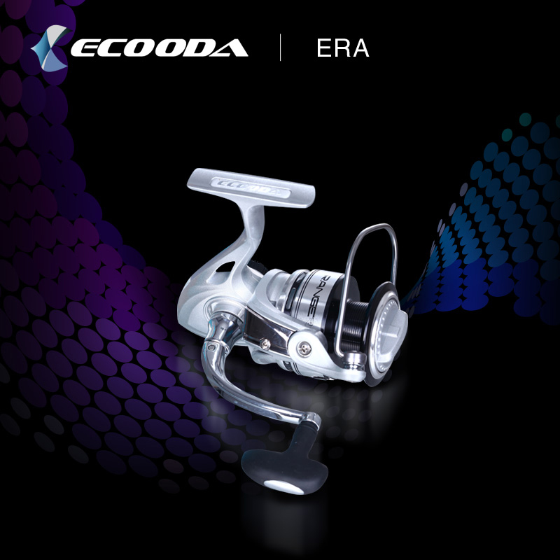 Ecooda Brand Spinning Reel Fishing Coil NA2000 3000 4000 5000 High Quality Spinning Fishing Reel Spinning Reel 2017 new fishing reel double handles with eva knobs suit for 4000 5000 spinning high quality carbon fishing tackle accessory