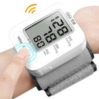 Cofoe Automatic digital Wrist Blood Pressure monitor watch and Pulse Monitor Sphygmomanometer Portable Tonometer