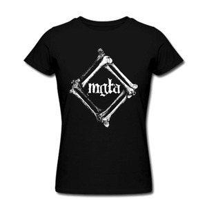 Image 4 - Mgla упражнение в Futulity дополнительно dowm гнездо футболка для мужчин и женщин печать тройник большой размер S XXXL