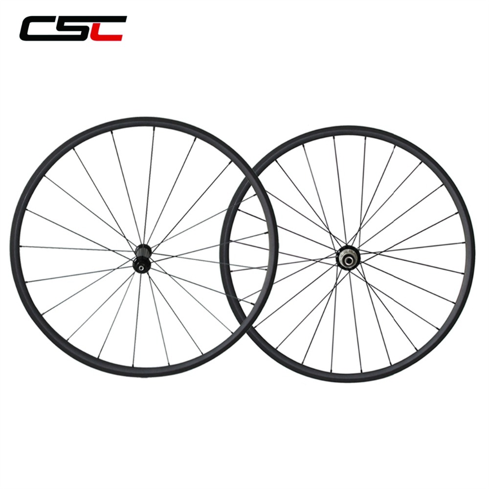 Bicycle Wheels 700C 24mm/38mm/50mm/60mm/88mm Tubular Or Clincher Carbon Wheels Road Wheels With Powerway R36 Hub 700c front 38mm rear 50mm depth road carbon wheels 25mm width bike clincher tubular carbon fiber wheelset with powerway r36 hub