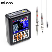 Handheld Mini Digital Ultralight Oscilloscope of 200M Sampling Rate 2.4 Inch IPS Screen 320*240 Resolution hantek dso5102p digital oscilloscope portable 100mhz 2channels 1gsa s record length 40k usb lcd handheld osciloscopio 7 inch