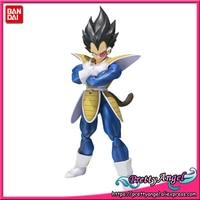PrettyAngel Genuine Bandai Tamashii Nations S.H.Figuarts Dragon Ball Z Vegeta Action Figure