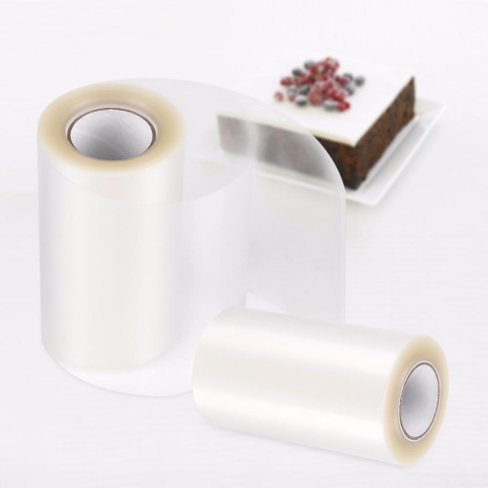 Sonstige Mousse Kuchen Kragen Transparent Klar Umgebenden Rand Verpackung Band Für