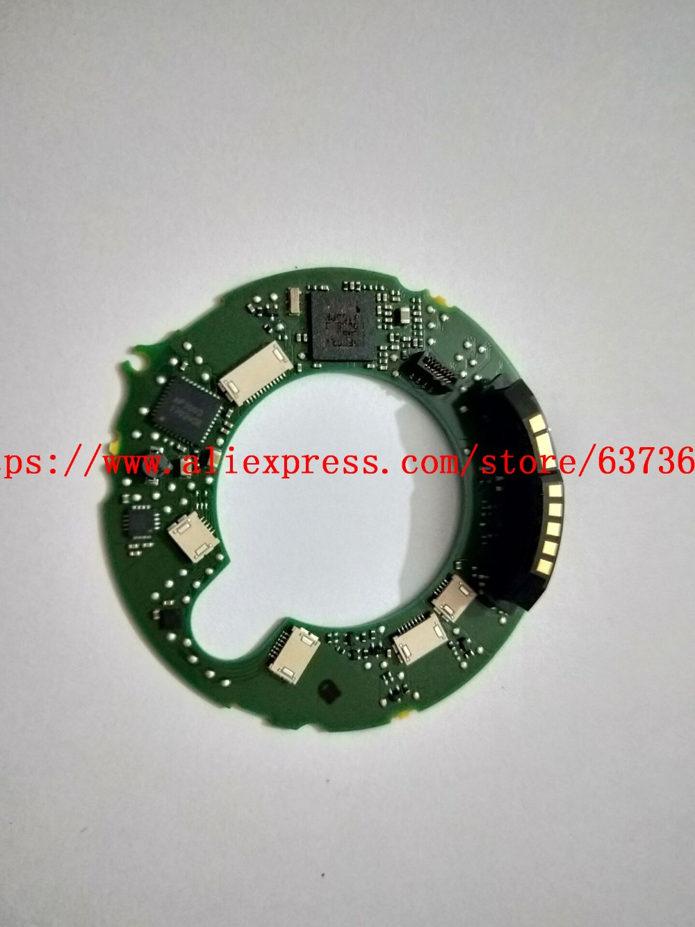 new 10-18 mm for Canon EF-S 10-18mm f/4.5-5.6 IS STM Main Board PCB Assembly Replacement Part