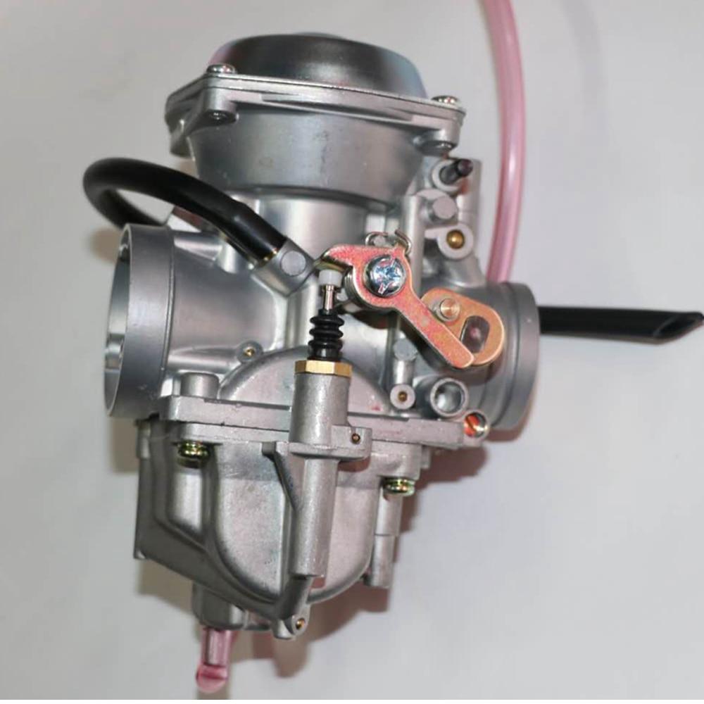 купить Motorcycle Carburetor Carburetter With speed pump fit Suzuki GN250 WJ250 ATV250 Carburetor Superior Quality Knight по цене 5975.62 рублей