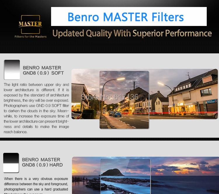 BENRO 170mm Filter 02