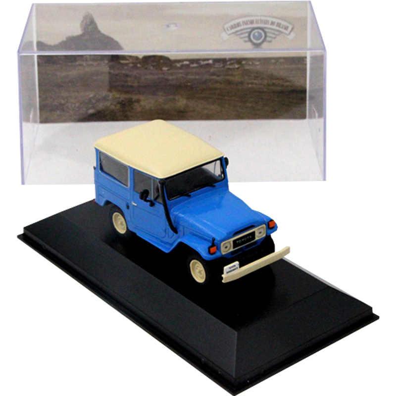IXO алтайя 1:43 весы Toyota Bandeirante 1967 автомобили литье под давлением модели хобби Коллекция игрушек