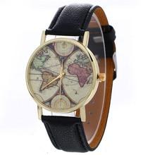 New !Women's watches Relogio feminino Saat Retro Design Leather Band Analog Alloy Quartz Wrist Watch women ,XL30