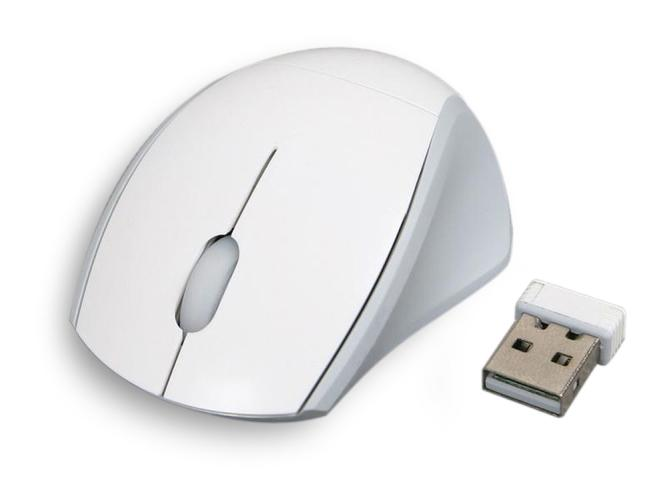 2.4ghz Mice Optical Mouse USB Receiver PC Computer Wireless For Laptop