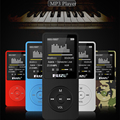 Original RUIZU X02 MP3 Player With 1.8 Inch Screen Can Play 100 hours,4gb With FM,E-Book,Clock,Data free shipping