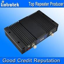 Hign Gain répéteur GSM 900 1800 Signal Booster AGC MGC GSM 900 MHz GSM 1800 MHz Dual Band 2 G téléphone cellulaire amplificateur de Signal 75db