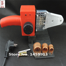 New material 20-32mm AC 220V 600W Temperature Controled ppr pipe welding machine plastic welder water fuser