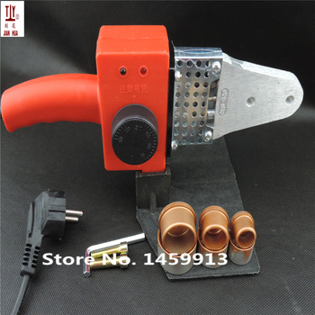 New 20-32mm AC 220V/110V 600W Temperature Controled ppr pipe welding machine plastic pipe welder water welder ppr fuser