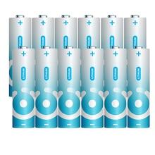 12 шт. 1,5 V AA литиевая батарея 3000mah хорошая LR6 AM3 LiFeS2 сухая батарея не перезаряжаемая для камеры игрушки электробритва зубная щетка
