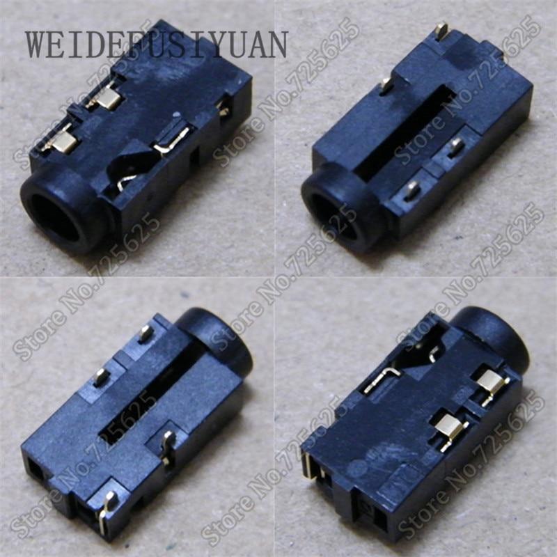 3.5 audio jack connecteur pour toshiba c850 l850 c870 l870 c855 l855 l875 c50 mic prise casque port femelle